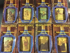 Complete boxed set of 8 1960's Beams Choice for Sale in Little Rock, AR