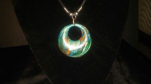 Necklace hand painted for Sale in Colorado Springs, CO