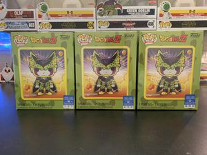 Funko Pop! Dragon Ball Z Perfect Cell T-Shirt L XL 2XL for Sale in Wesley Chapel, FL