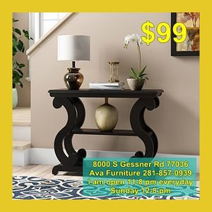 console table $99 for Sale in Houston, TX