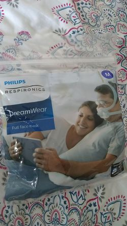 CPAP Machine Facemask (2) for Sale in San Jacinto,  CA