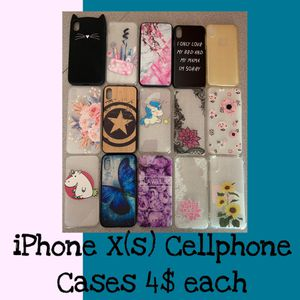 iPhone X(s) Cellphone Cases for Sale in Victorville, CA