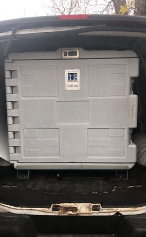 Freezer thermoking cold cube for Sale in Chicago, IL