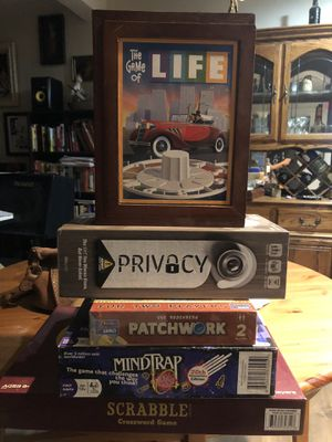 7 Board Games for Sale in Lakeside, CA