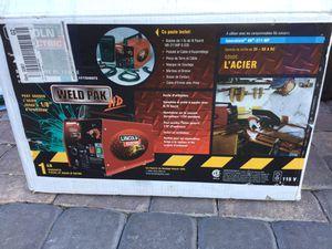 Lincoln Weld Pak Hd mig welder for Sale in Las Vegas, NV