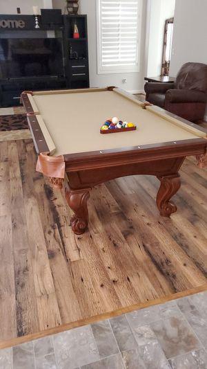 Pool table 88 x 44 in. for Sale in Phoenix, AZ