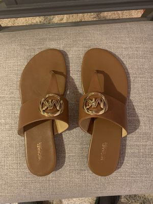 Michael Kors Tan Sandals 9M for Sale in Littleton, CO
