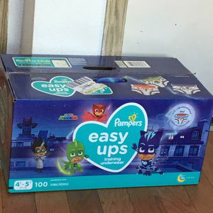 Pampers Easy Ups 4t-5t for Sale in Carson, CA