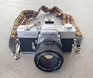 Minolta SRT-T 102 camera and accessories for Sale in Chino Hills, CA