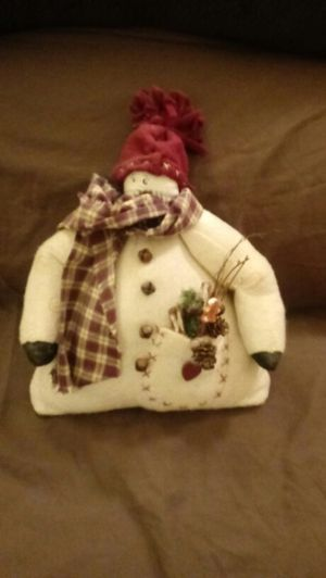 Snowman Figurine for Sale in OH, US