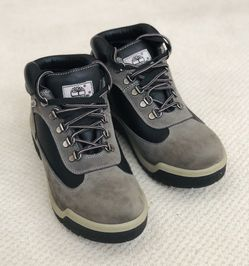Timberland Men's Waterproof Field Boots Grey/Black for Sale in Princeton,  NJ