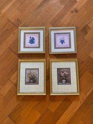 4 set of Antique Paintings for Sale in Miami, FL
