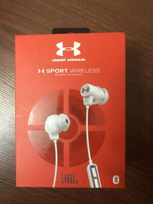 UA JBL, Sports wireless bluetooth headset for Sale in Cleveland, OH