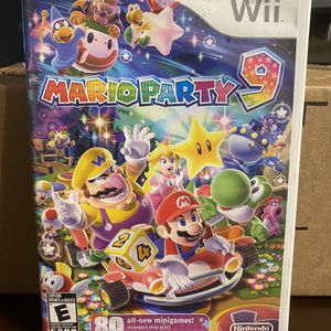 Mario Party 9 For Wii for Sale in Houston, TX