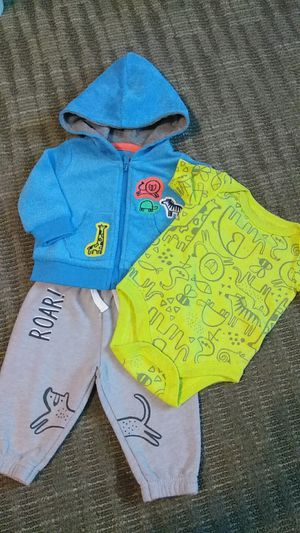 8cb2feafe816 Baby Cat   Jack 3pc Outfit Set for Sale in San Antonio