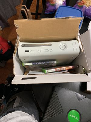 Xbox 360 $40 firm, no power cord for Sale in Hilliard, OH