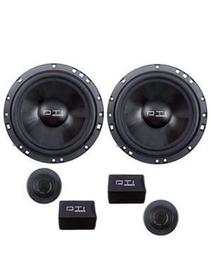 """DTI DS66CK 6.5"""" 440W Peak High Power 2-Way 4 ohm Impedance Car Audio Component Speaker System for Sale in Los Angeles, CA"""