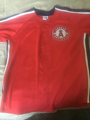 Angels Majestic Jersey Men's Large for Sale in Chino Hills, CA