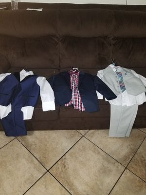 Boy suits for Sale in Beaumont, TX