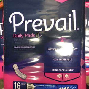 Prevail Daily Pads for Sale in Houston, TX