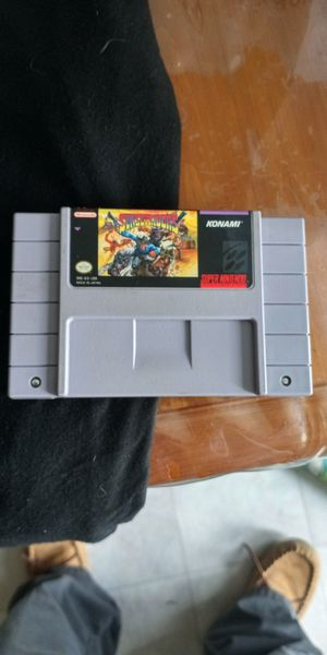 Super Nintendo sunset rider for Sale in Plant City, FL
