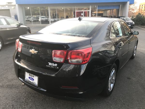 "2014 CHEVY MALIBU ""BLACK YACHT"""