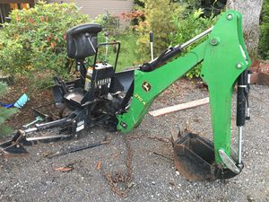 John Deere 270A Backhoe for Sale in Happy Valley, OR