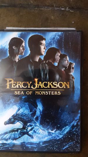 Percy Jackson dvd for Sale in Bell Gardens, CA