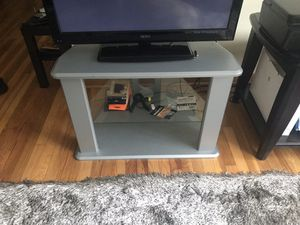 Couch, tv stand, nightstand, microwave, desk for Sale in Royal Oak, MI