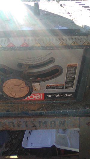 Ryobi table saw for Sale in Farmerville, LA