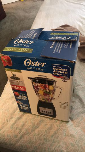 Blender oster for Sale in Irving, TX