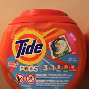 Tide 42 Pods for Sale in Daly City, CA