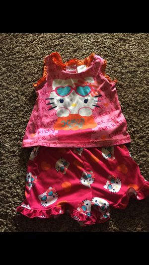 Hello kitty set for Sale in Bakersfield, CA