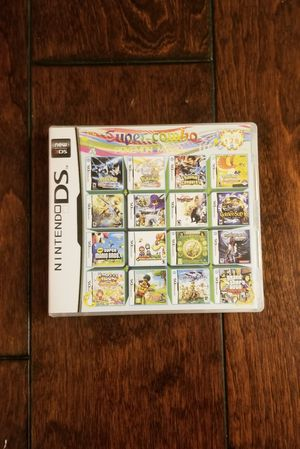 208 in 1 nintendo ds game for Sale in Westminster, CA