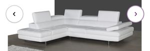 White luxury couch for Sale in Las Vegas, NV