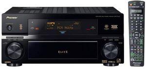 Pioneer Elite vsx-72txv channel a/v receiver for Sale in Fullerton, CA
