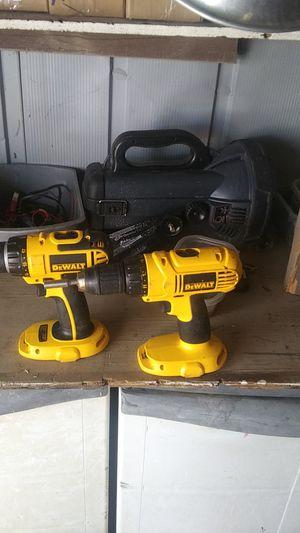 Dealt 18 volt cordless tools for Sale in Phoenix, AZ