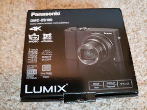 Panasonic Lumix DMC-ZS100 4K Digital Camera for Sale in Katy, TX
