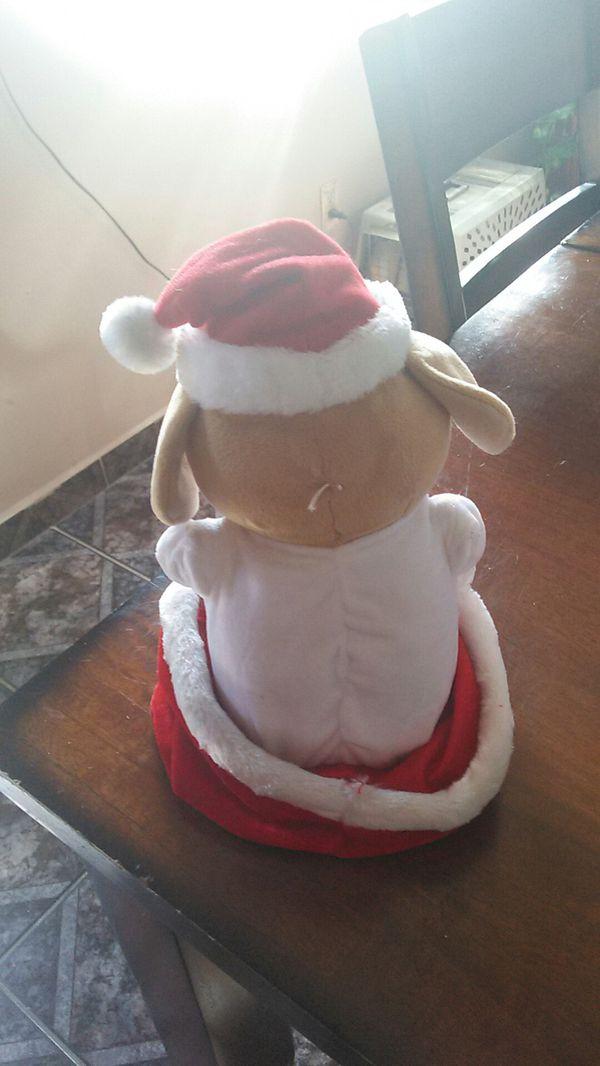 Perrito de navidad por $ 5