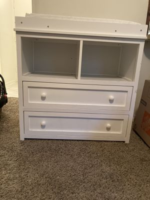 Changing table dresser for Sale in Dallas, TX