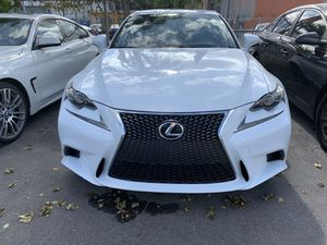 2014 Lexus IS-350 FSPORT LOADED $3000.dn for Sale in Hollywood, FL