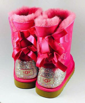 Bling custom UGG boots for Sale in Columbus, OH