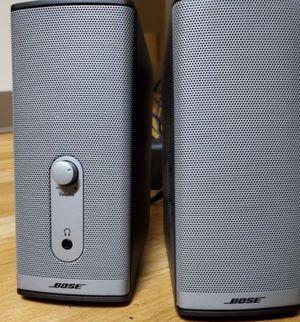 Bose computer speakers for Sale in Menifee, CA