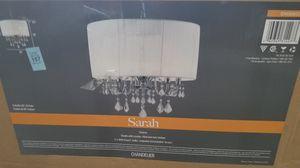 Drum chandelier for Sale in NEW PRT RCHY, FL