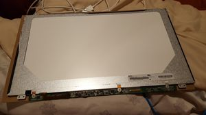 Replacement LED screen for HP notebooks touch screen for Sale in Pasco, WA