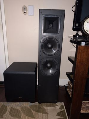 Klipsch Surround Speaker system for Sale in San Diego, CA