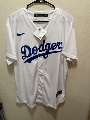 Large Dodgers jersey never worn for Sale in Costa Mesa, CA