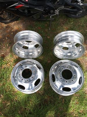 Stock ford dually rims for Sale in Plant City, FL