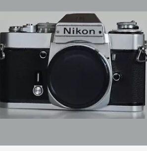 Nikon EL2 35MM SLR FILM CAMERA for Sale in Austin, TX