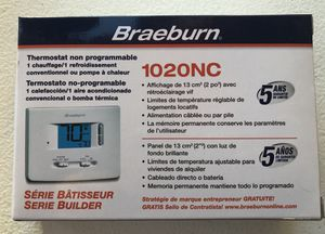Braeburn Thermostat for Sale in Riverside, CA